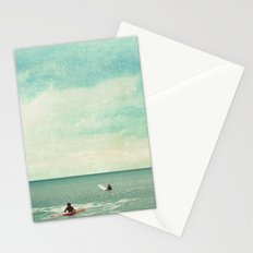Only Chasing Safety Stationery Cards