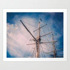Set Sail II Art Print
