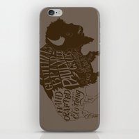 buffalo iPhone & iPod Skins featuring Buffalo by Paul McCreery