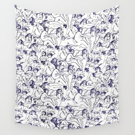Hedonistic Astrophoria Wall Tapestry