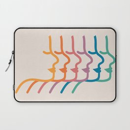 Boca Silhouettes Laptop Sleeve