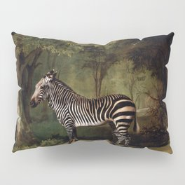 George Stubbs - Zebra Pillow Sham