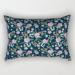 Golightly Flowers Rectangular Pillow