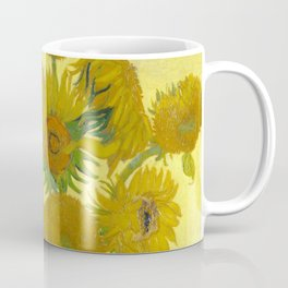 "Vincent van Gogh ""Vase with Fourteen Sunflowers"" Coffee Mug"