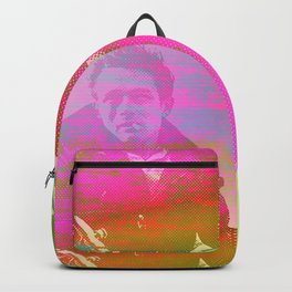 Freedom and Rebel Attitude Backpack