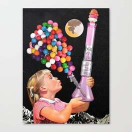 Bong for Kids Canvas Print