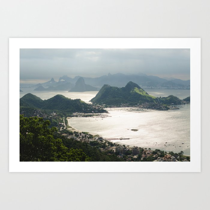 Rio II Art Print