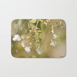 Mountain flowers Bath Mat