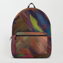 Abstract Emotion Backpack