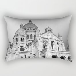 Sacre Coeur Montmartre Paris Rectangular Pillow