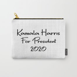 Kamala Harris for President Carry-All Pouch