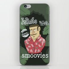 why watch (workaholics) iPhone & iPod Skin