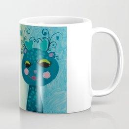 Little Deer : #Funny creature Series Coffee Mug