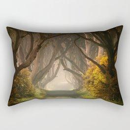 Summer's almost gone Rectangular Pillow
