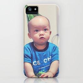 Nhim 2 iPhone Case
