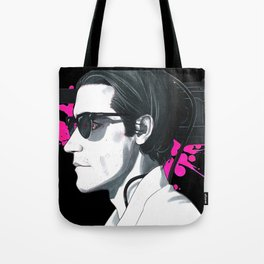 Wide Lense Tote Bag