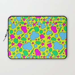 Candy chaotic storm Laptop Sleeve