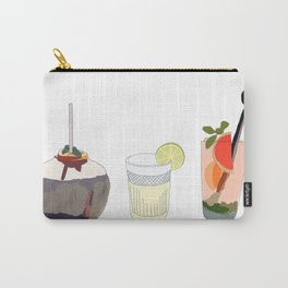 Beach Hydration Carry-All Pouch