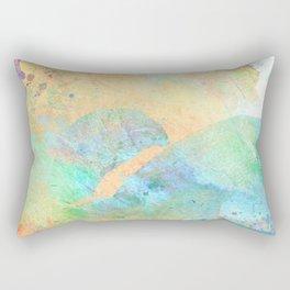 Pastel Color Splash 01 Rectangular Pillow