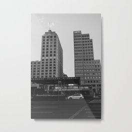Berlin 4.0 Metal Print