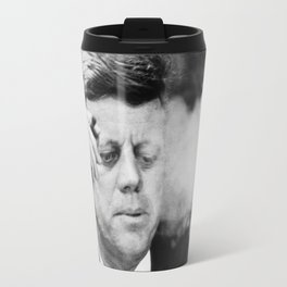 JFK Smoking Travel Mug