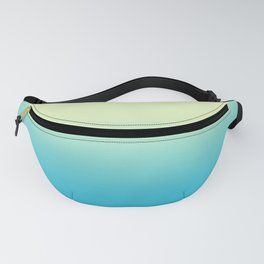 Sunny Disco Ball Ombre Fanny Pack
