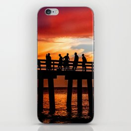 A Day Well Spent iPhone Skin