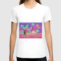 sail T-shirts featuring Sail by wingnang