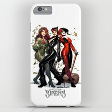Sirens Gotham city iPhone 6s Plus Slim Case