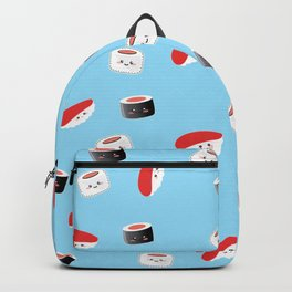 Kawaii Cute Harajuku Sushi Pattern  Backpack