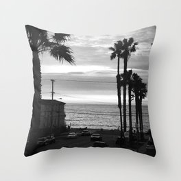 Classic Redondo Beach Throw Pillow