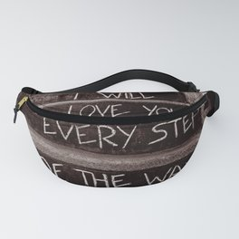 The Promise Fanny Pack