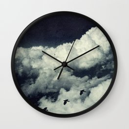 BIRDS DREAM II Wall Clock