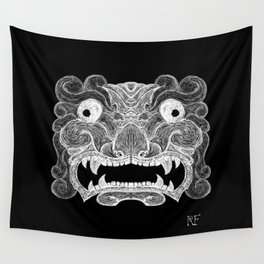 Guardian Beast Wall Tapestry