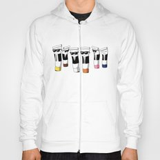 Reservoir Colours (with blood and light colored t-shirts) Hoody
