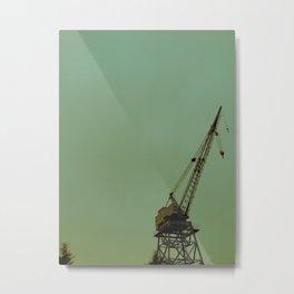 Swing Low Metal Print