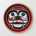 Northwest Pacific coast Haida Weeping skull by digitalhomestead