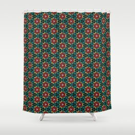 Lonely Petunia Shower Curtain