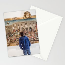 People Stationery Cards
