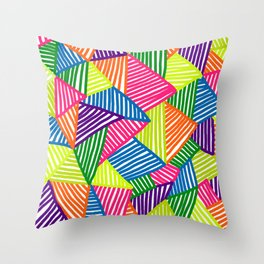 Inviting Throw Pillow