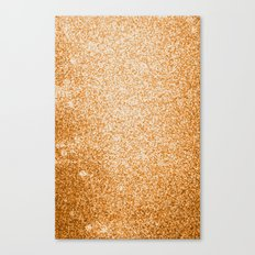 Metallic (Gold) Canvas Print