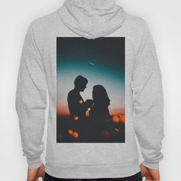 couple mood Hoody