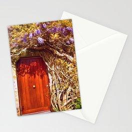 Irish Door Stationery Cards