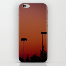 Lights in the Sunset iPhone & iPod Skin