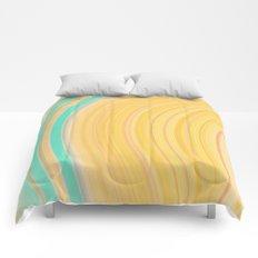 Beach Day Dreamin' Comforters