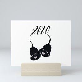 2020 Bells Mini Art Print