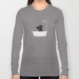 The Happy Shower Long Sleeve T-shirt