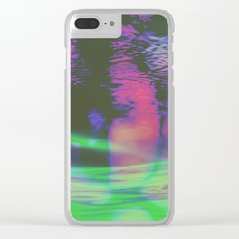 METROS Clear iPhone Case