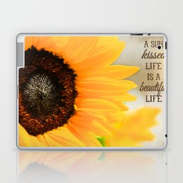 Sun Kissed Life Laptop & iPad Skin