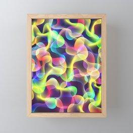 Color Fantasy Framed Mini Art Print